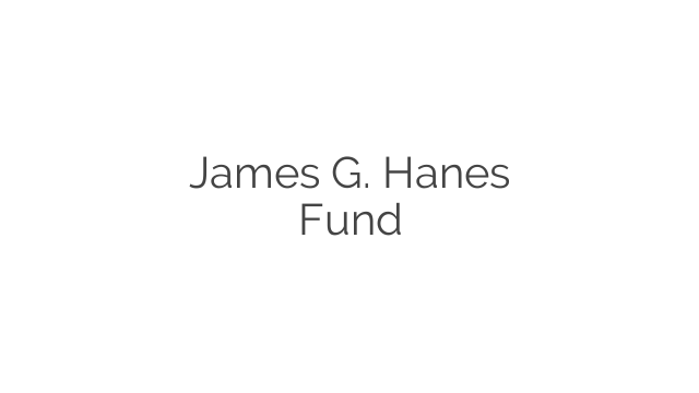 James G. Hands Fund