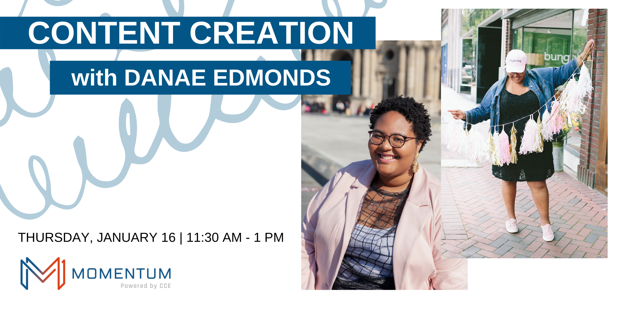 Jan 2020 Momentum | Danae Edmonds, Aspiring Co.