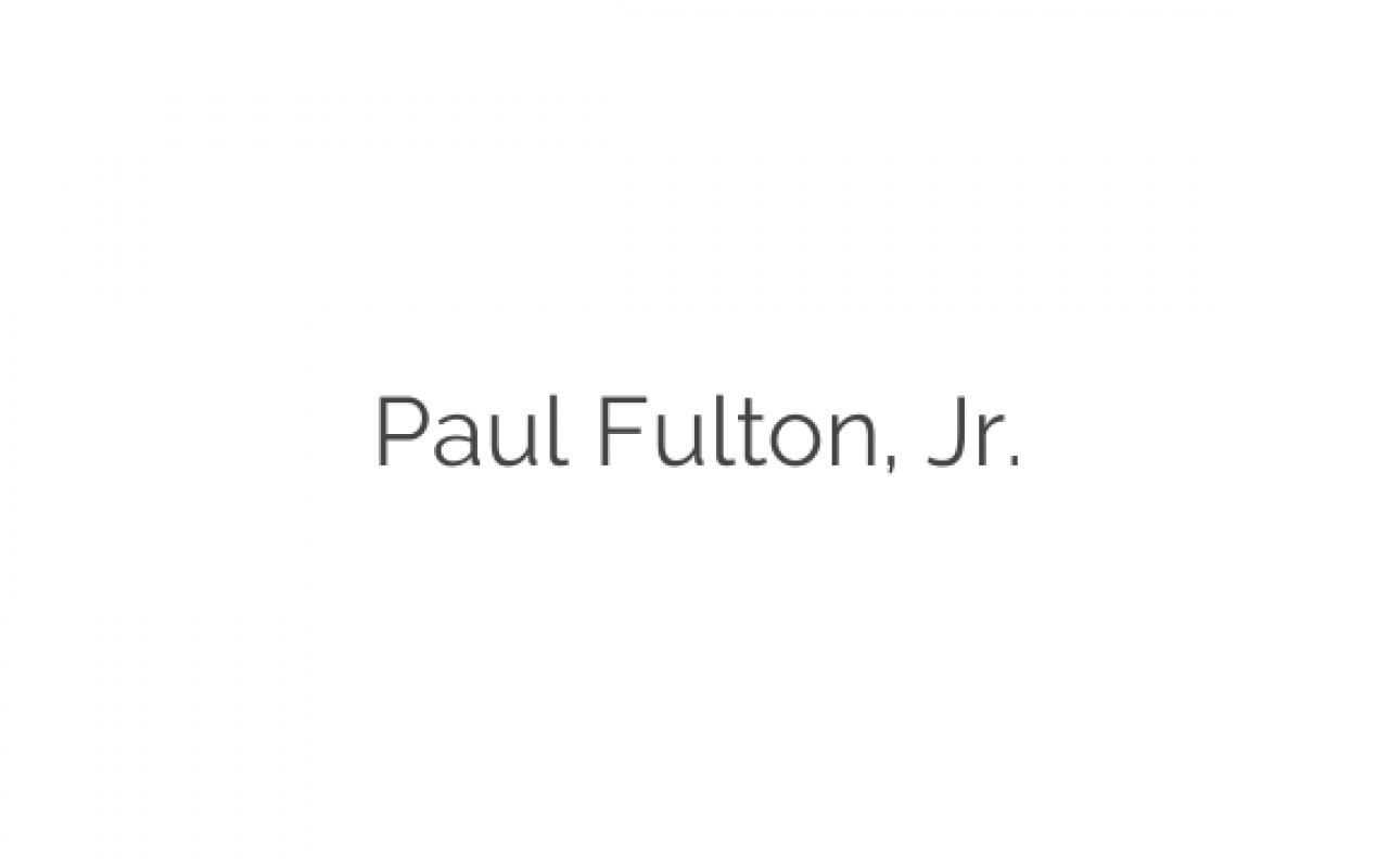 Paul Fulton, Jr.
