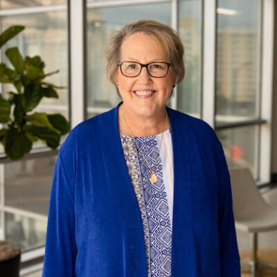 Executive Director Headshot Margaret Collins